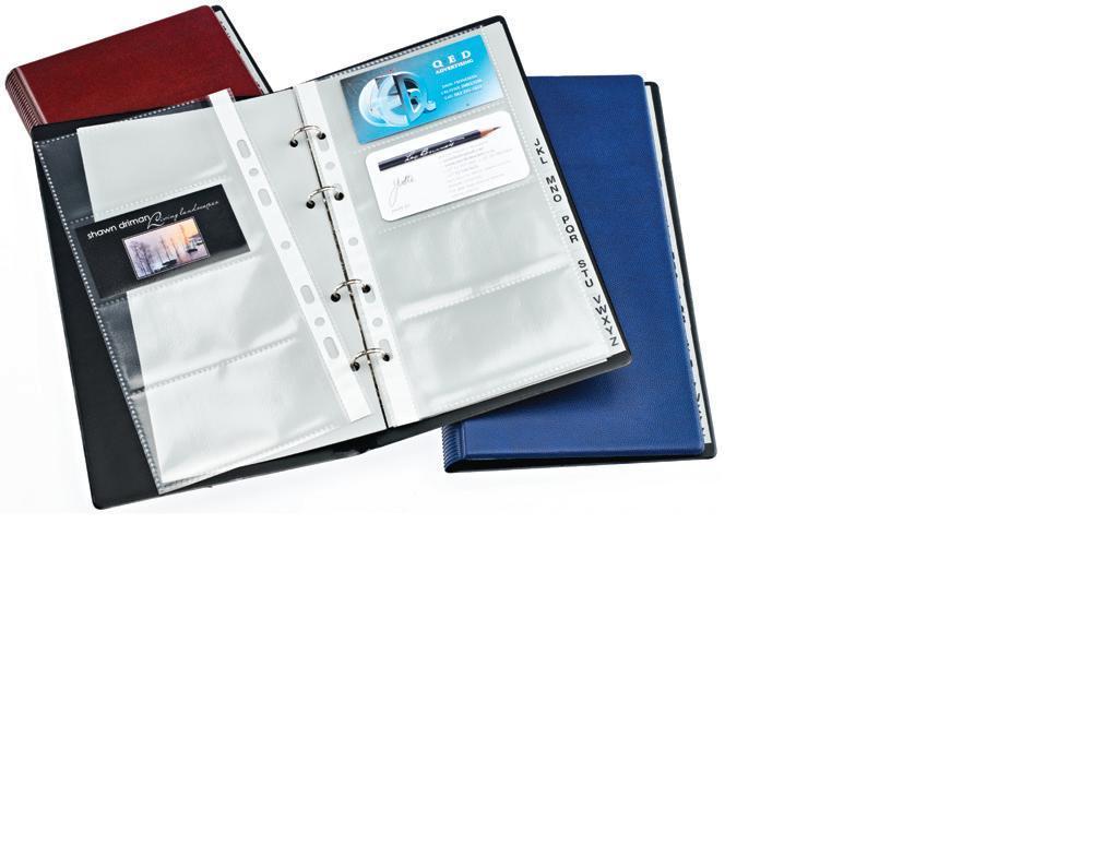 BANTEX 5920 Long BUSINESS CARD HOLDER | Copy House
