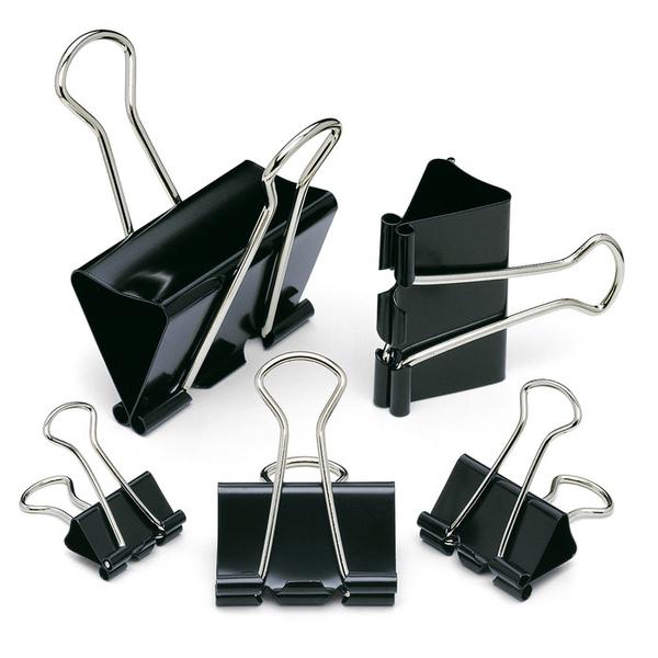 Fold Back Clips 12 Per Box