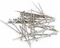 Office Pins Silver  26mm ( 100g per box )