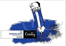 Croxley Drawing Book  JD203  A4 24page