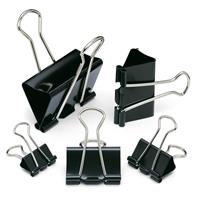 Fold Back Clips  12 per box