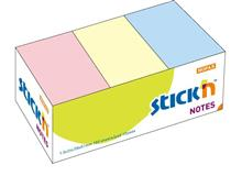 Sticky 'n Note  ( 38 x 50 )  Pastel Assorted Colours