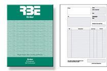RBE A5 Order Book  Duplicate ref#F0096