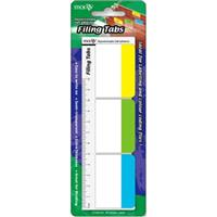 Filing Tab Flags ( 37 x 50mm )  Solid