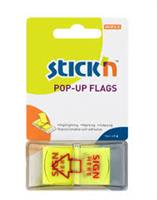 Pop Up Flags ( 45 x 25mm )  Sign Here
