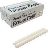 PENTEL CLIC ERASER REFILL ( 2 per pack )