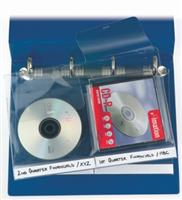 BANTEX 2076 A4 CD FILING POCKET ( 10 per pack )