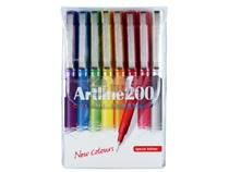 ARTLINE 200 Fineliner ( wallet of 8 ) - Dicontinued look at Stabilo 88