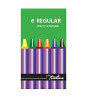Wax Crayons Regular