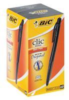 BIC CLICK  Pens ( 60 per box )