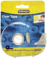 Clear Tape on Dispenser ( 18mm x 15m )