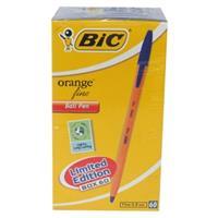 BIC ORANGE Pens ( 60 per box )