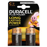 DURACEL C BATTERY  ( 2 per pack )