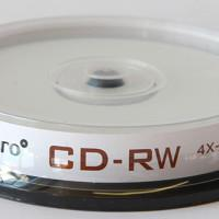 Epro CD-RW  ( Spindle of  10 ) Printable Surface