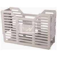 Tidy Files Grey Plastic Container 070022