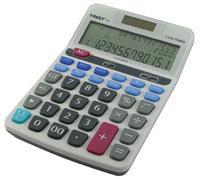 Truly Calculator ( 903-12 ) 3-Line Display 12 Digit