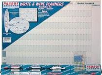 Parrot Year Planner - Write 'n Wipe