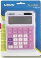 Nexx 10 Digit Coloured Calculator