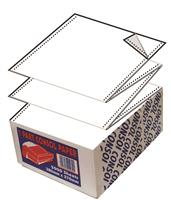Continuous Computer Paper ( 280 x 240 )