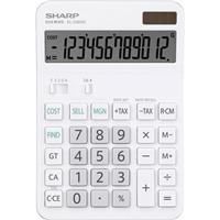 Sharp EL338GN Tax,Cost,Sell,Margin 12 digit Calculator