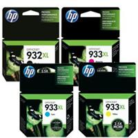 Hp 932xl Black  & 933xl Colour Ink Cartridges
