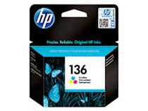 Hp c9361 #136 Colour Ink Cartridge