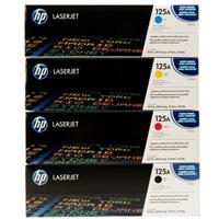 Hp cb540 Black & Colour cb541 cb542 cb543 Laser Cartridges Range #125