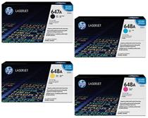 Hp ce260/1/2/3 Black & Colour Laser Cartridge Range