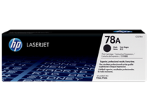Hp ce278A Black Laser Cartridge #78a