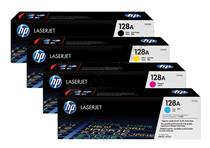 Hp ce320a Black ce321a,ce322a,ce323a Colour Laser Cartridge Range #126A