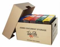 Tidy Files 080045 Jumbo Storage Box