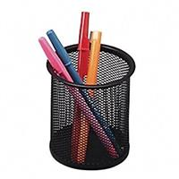 Mesh Desk Tidy - Round Small