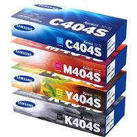 Samsung CLT404 Print Cartridges ( Black , Cyan , Yellow , Magenta )