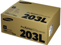 Samsung MLTD203L Print Cartridges ( Black only )