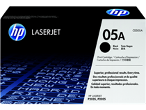 Hp ce505A & ce505x Laser Cartridges