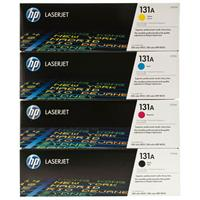 Hp cf210a Black &  cf211a cf212a cf213a Colour Laser Cartridges