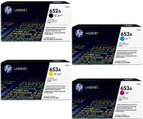 Hp cf320a Black &  cf321a/cf322a/cf323a Colour Laser Cartridges