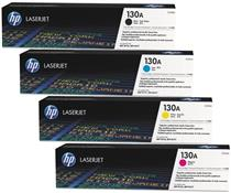 Hp cf350a Black &  cf351a cf352a cf353a Colour Laser Cartridges