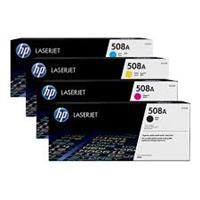Hp cf360a Black &  cf361a cf362a cf363a Colour Laser Cartridges