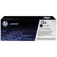 Hp q2612a Black LAser Cartridge #12A