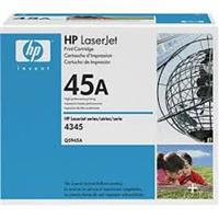 Hp q5945aa Black LAser Cartridge #45A