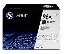 Hp c4096a Black Laser Cartridge #96A