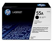 Hp ce255A Black Laser Cartridge #55a