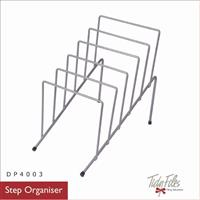 Tidy Files Dp4003 Step Letter Organiser