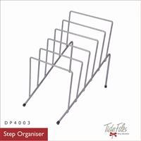 Tidy Files Dp4003 Step Letter Organiser