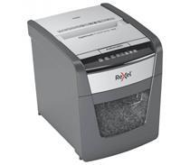 REXEL SHREDDER  AutoFeed Plus 50x Cross Cut Machine replaces the AutoPlus 60x Machine